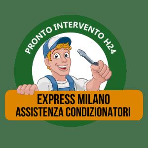 assistenza condizionatori a Milano